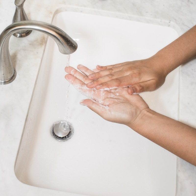 Coronovirus Advice Nhs Hand Washing